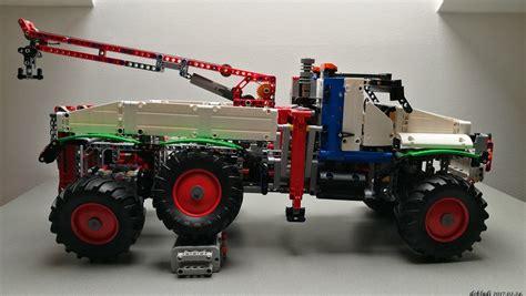 42070 replica by dokludi lego technic and model team