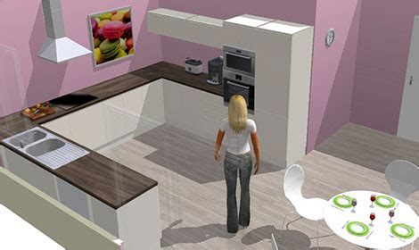 logiciel cuisine 3d gratuit lapeyre cuisine simulation cuisine en image