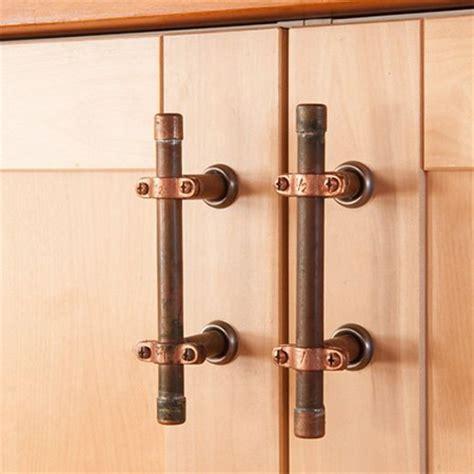 unique kitchen cabinet hardware home dzine craft ideas crafty ways to make your own 6649