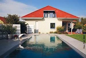 Haus Mit Schwimmbad : gl nzend formbar ~ Frokenaadalensverden.com Haus und Dekorationen