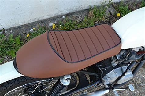 Universal Brown Seat For Cafe Racer / Streetfighter