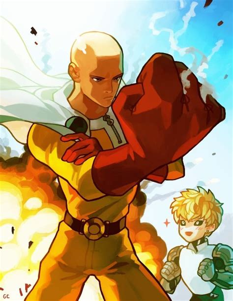 Anime Komedi One Punch One Punch Anime Amino