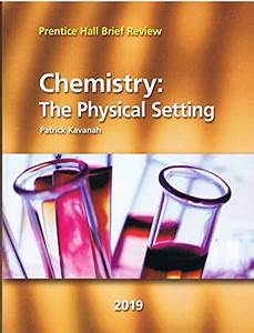 Chemistry Prentice Hall Textbooks
