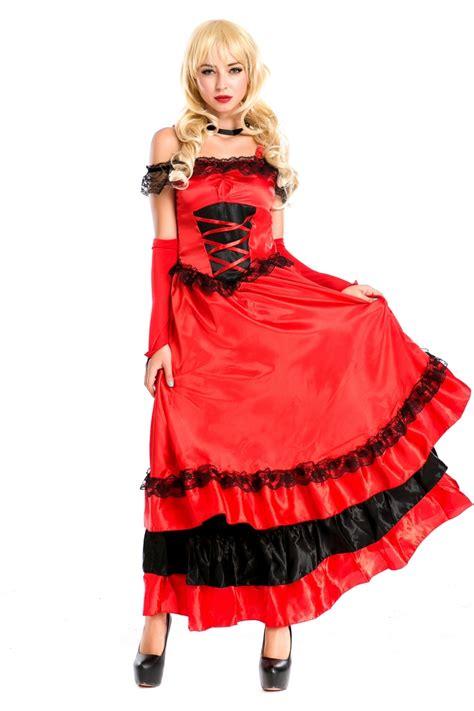 di commercio spagnola acquista all ingrosso danza spagnola gonna da