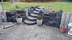 Gartenmauern Aus Beton : stein auf stein so soll es sein ~ Michelbontemps.com Haus und Dekorationen