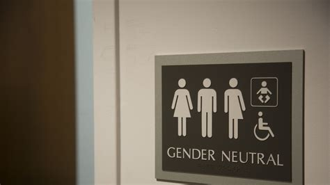 Gender Neutral Bathrooms In Schools by Progress Missouri School District Will Now Only