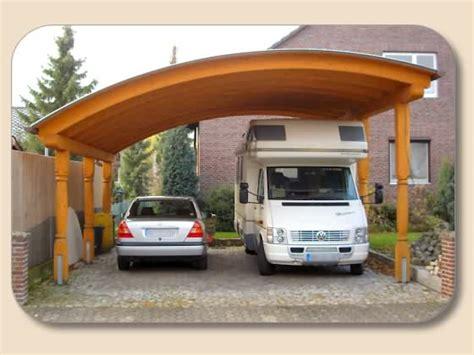Carport Bogendach » Carports Von Holzonde