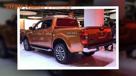 2020 Nissan Frontier Diesel by 2020 Nissan Frontier Diesel Review