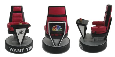 the voice chair an nbc collectible