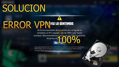 solucion error vpn  lag  fortnite batle royale