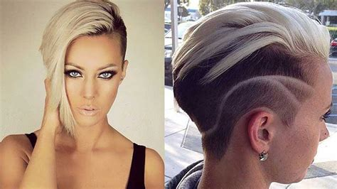 Extreme Short Haircuts And Short Hairstyles
