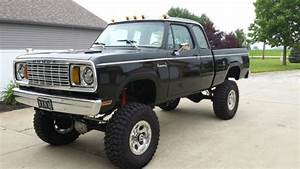 1978 Dodge Cummins Powerwagon Truck
