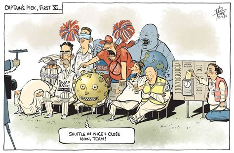 David Pope editorial cartoons for The Canberra Times | The ...