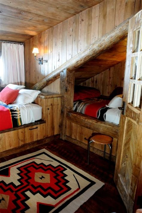 cozy rustic kids bedroom design ideas
