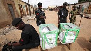 Nigeria's elections are expected to be highly contentious ...