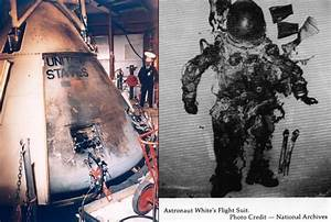 Fire On Apollo 1 Capsule (page 3) - Pics about space