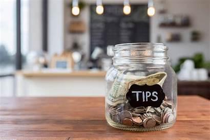 Tips Tip Jar Going Cafe Should Much
