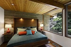 Moderne Holzdecken Beispiele : mid century modern home renovation in santa barbara california ~ Markanthonyermac.com Haus und Dekorationen
