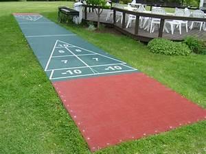 Outdoor Shuffleboard Courts By Mateflex  U00bb Mateflex
