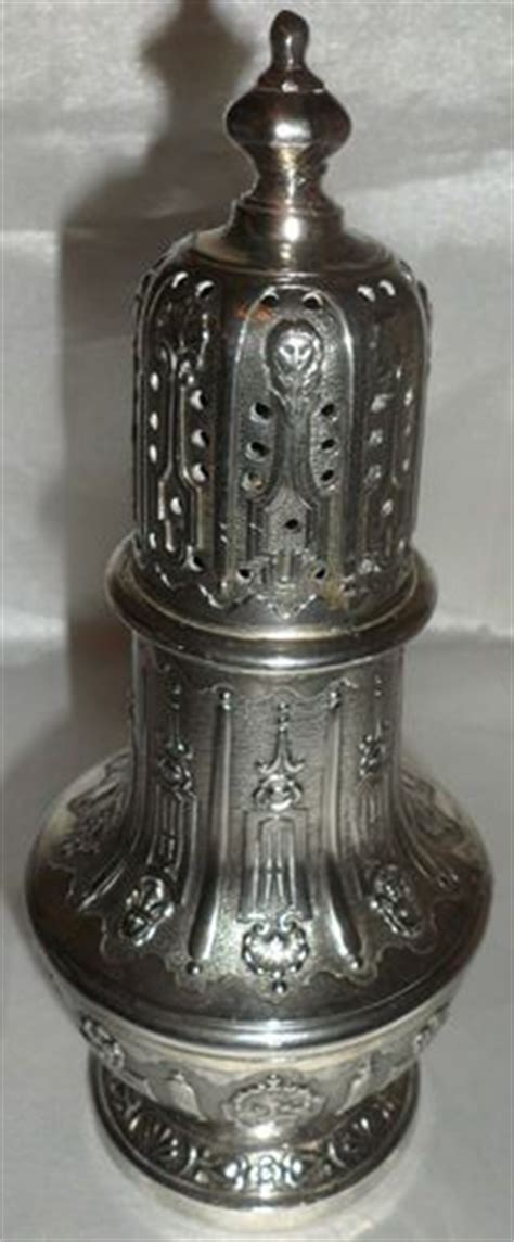 A BEAUTIFUL VINTAGE AMERICAN CORBELL & Co SILVER PLATED
