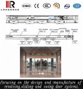 Automatic Sliding Door Sensor Operator System