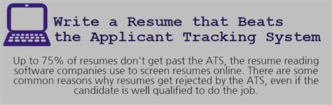 How To Get Resume Past Ats by Tips On Writing A Resume