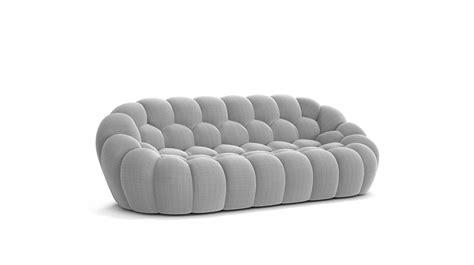 canapé rochebobois large 3 seat sofa roche bobois
