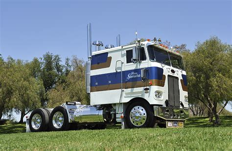 Peterbilt Cabover Trucks W Sleeper Used Peterbilt .html ...