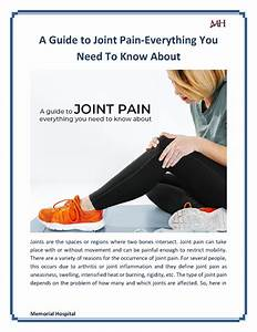 A Guide To Joint Pain