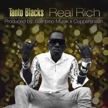 tanto blacks real rich lyrics genius lyrics
