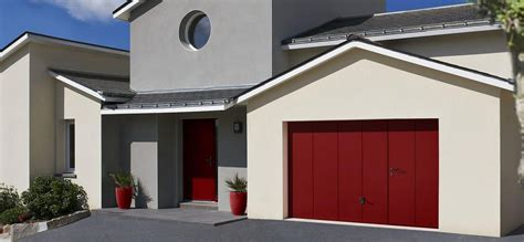 porte de garage isolante porte de garage basculante noviso novoferm