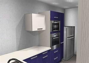 Küche Mit Amerikanischem Kühlschrank : k che mit side by side k hlschrank ~ Sanjose-hotels-ca.com Haus und Dekorationen