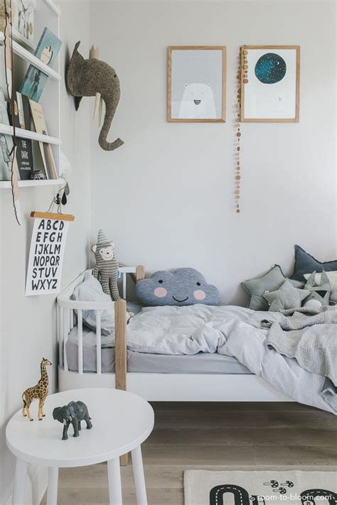 scandinavian style bedroom  benjamin room  bloom