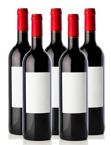 bottle labels  water bottles wine bottles blank