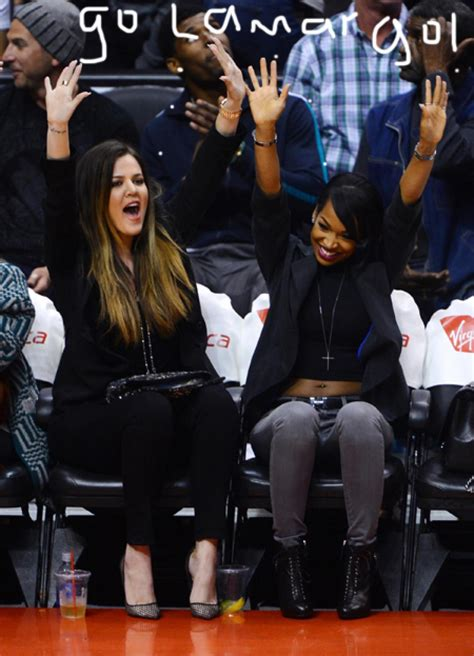 Khloe Kardashian & Her Bestie Go To Church At The Staples ...