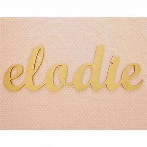 metallic gold cursive wall letters With cursive wall letters