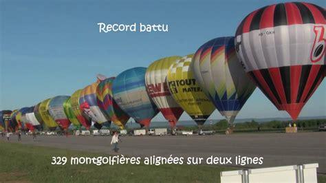 Montgolfière Chambley Lorraine 2009 Vol 2