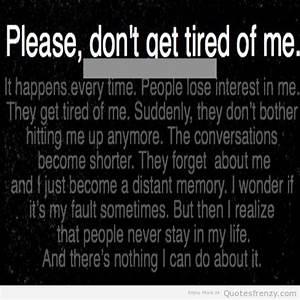 Sad Depressing Love Quotes. QuotesGram