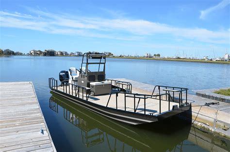 Custom Aluminum Boats In Texas by Boat Right Marine Custom Boats
