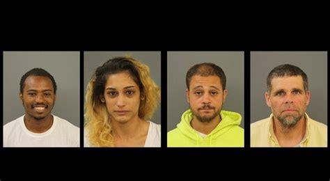 bedford police arrest   drug charges  south