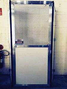 Lift, Shaft, Safety, Protection, Gates