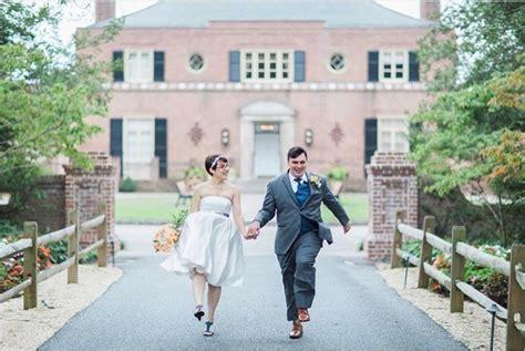 Newton White Mansion Wedding- Sylvia & Aj