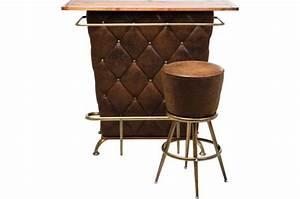Tabouret De Bar Vintage : tabouret de bar vintage tabourets de bar pas cher declik deco ~ Teatrodelosmanantiales.com Idées de Décoration