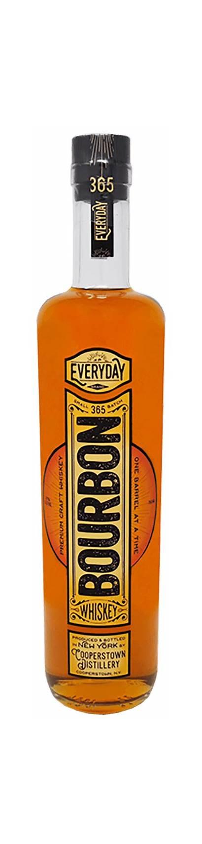 Cooperstown Bourbon Distillery Everyday 750ml Releases Liquor