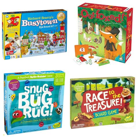 cooperative games for preschoolers best board for preschoolers that adults will like 297