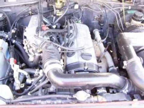 Daihatsu Motor by Daihatsu Feroza Cold Engine Startup