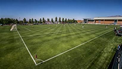 Soccer Field Fields Turf Background Sports Formations
