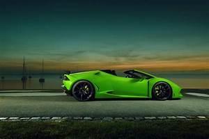 Lamborghini Huracan Spyder : official novitec n largo lamborghini huracan spyder gtspirit ~ Medecine-chirurgie-esthetiques.com Avis de Voitures