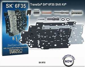Transgo Shift Kit Sf6f35 For Your Transmission Repair