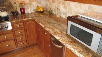 rainforest brown kitchen countertops  superior